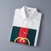 Gucci shirts for Gucci short-sleeved shirts for men #99904927