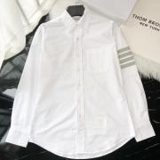 THOM BROWNE Shirts for THOM BROWNE Long-Sleeved Shirt for men #9122293