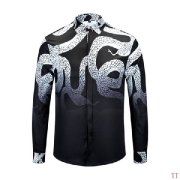 Versace Shirts for Versace Long-Sleeved Shirts for men #9102199