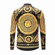Versace Shirts for Versace Long-Sleeved Shirts for men #99900587