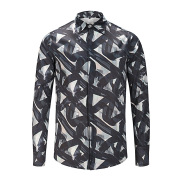 Versace Shirts for Versace Long-Sleeved Shirts for men #99900591