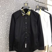 Versace Shirts for Versace Long-Sleeved Shirts for men #99901044