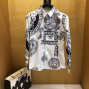 Versace Shirts for Versace Long-Sleeved Shirts for men #99902474
