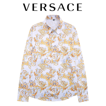 Versace Shirts for Versace Long-Sleeved Shirts for men #999902567