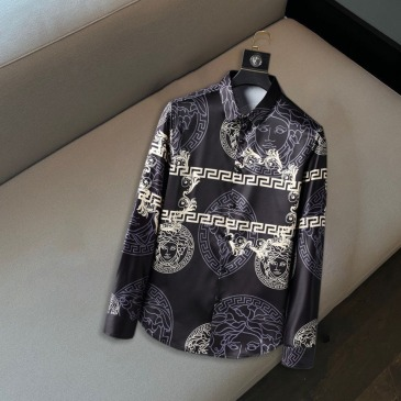 Versace Shirts for Versace Long-Sleeved Shirts for men #999914492