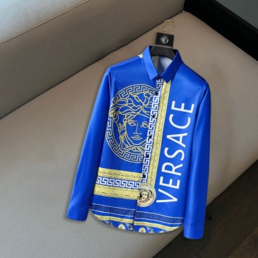 Versace Shirts for Versace Long-Sleeved Shirts for men #999914494