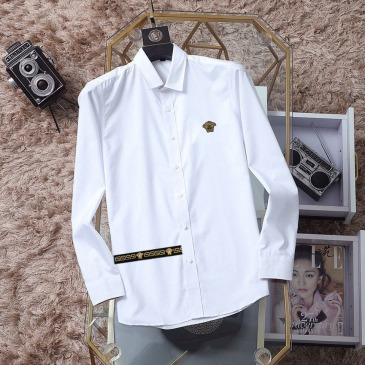Versace Shirts for Versace Long-Sleeved Shirts for men #999914503