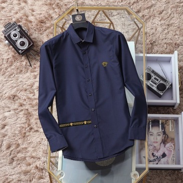 Versace Shirts for Versace Long-Sleeved Shirts for men #999914504