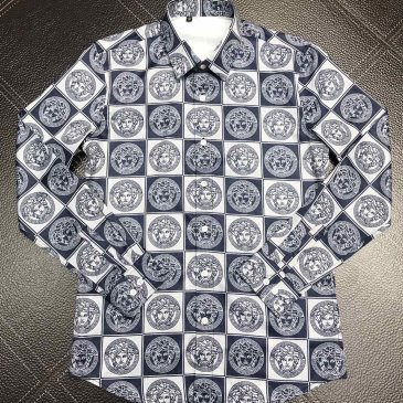Versace Shirts for Versace Long-Sleeved Shirts for men #999915187