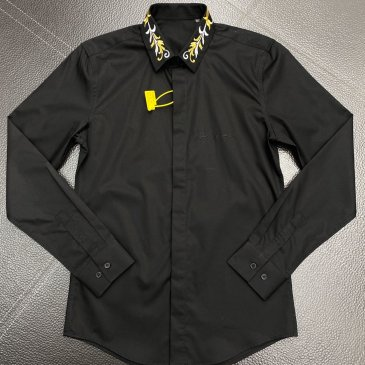 Versace Shirts for Versace Long-Sleeved Shirts for men #999915188