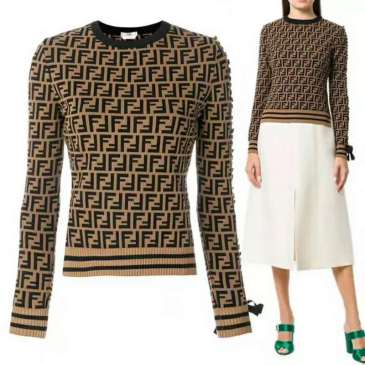 Fendi Sweater for Women #9100739