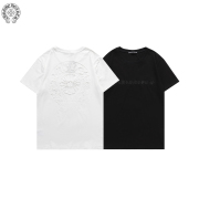 Chrome Hearts T-shirt for men and women #99904571