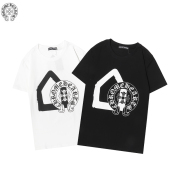Chrome Hearts T-shirt for men and women #99904576
