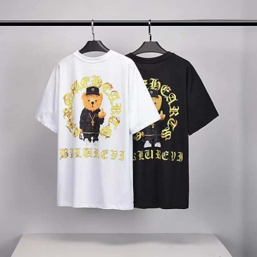 Chrome Hearts T-shirt for men and women #99905070