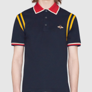Gucci Polo T-shirts Short Lapel Tee for men #9100577
