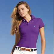 Ralph Lauren Small pony Polo Shirts for Women #993888