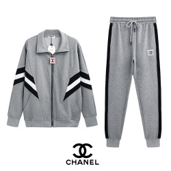 Chanel Tracksuits for Men's long tracksuits #9129156