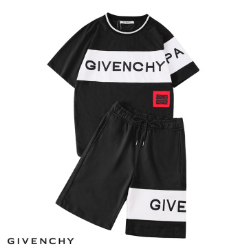 Givenchy Tracksuits for Givenchy Short Tracksuits for men #9122327