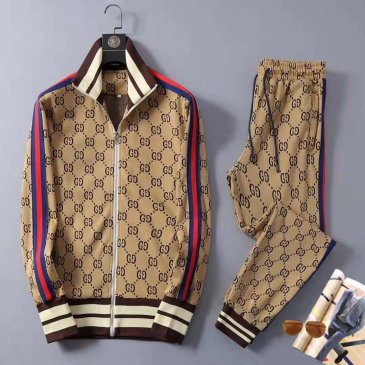 Gucci Tracksuits for Men's long tracksuits #99903954