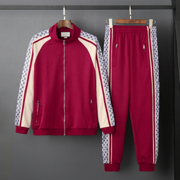 New Gucci Tracksuits Men's long tracksuits #9129144