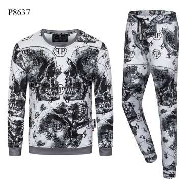 PHILIPP PLEIN Tracksuits for Men's long tracksuits #999914683