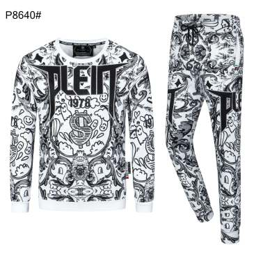 PHILIPP PLEIN Tracksuits for Men's long tracksuits #999914685
