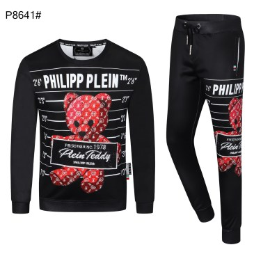 PHILIPP PLEIN Tracksuits for Men's long tracksuits #999914686