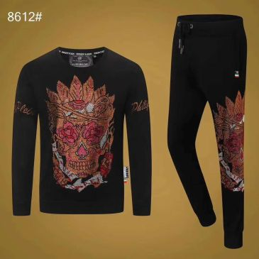 PHILIPP PLEIN Tracksuits for Men's long tracksuits #999914687