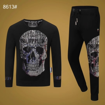 PHILIPP PLEIN Tracksuits for Men's long tracksuits #999914688