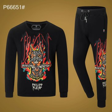 PHILIPP PLEIN Tracksuits for Men's long tracksuits #999914690