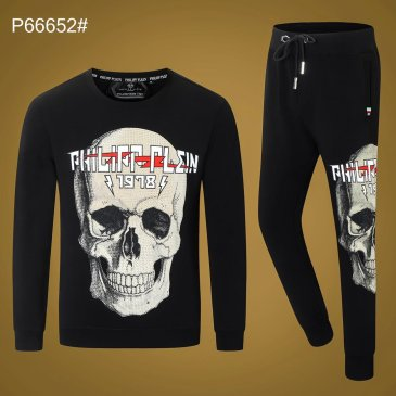 PHILIPP PLEIN Tracksuits for Men's long tracksuits #999914691