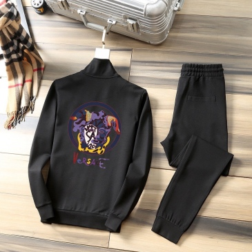 versace Tracksuits for Men's long tracksuits #999914862