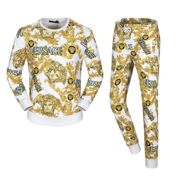 versace Tracksuits for Men's long tracksuits #999915237