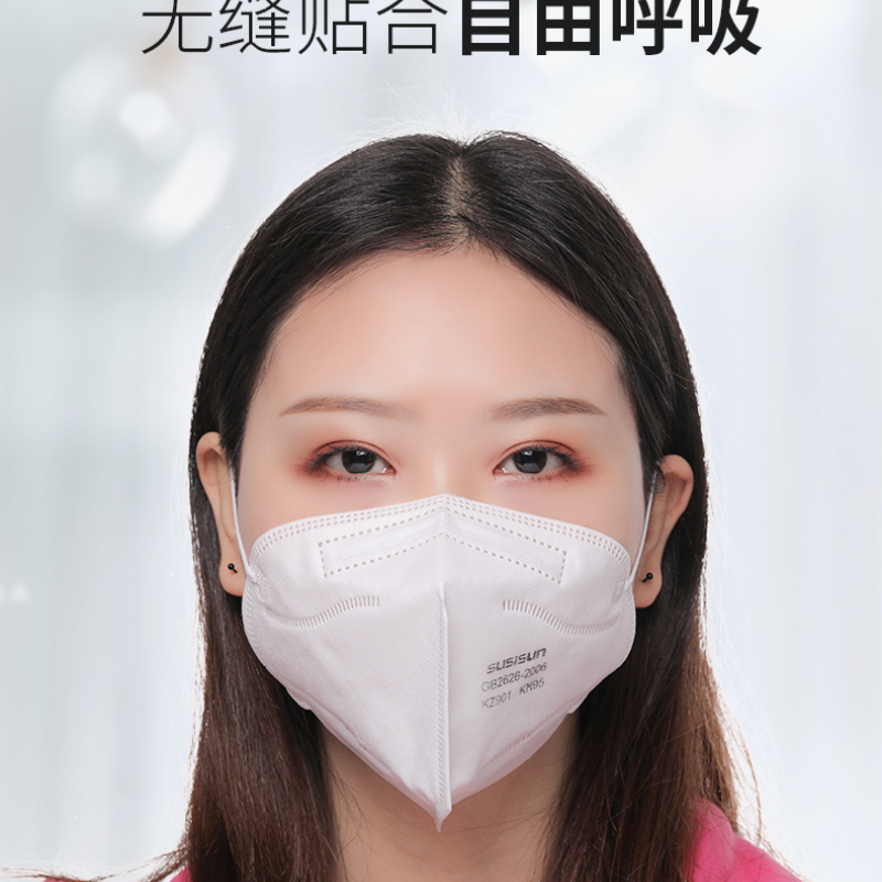 10pcs  N95 Masks (5 layers of protection) #99895789