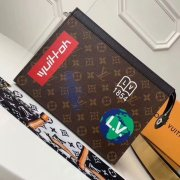 Louis vuitton AAA wallet High quality leather #9122931