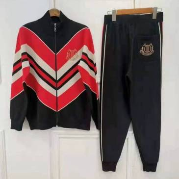 Gucci female's long sleeve tracksuit #9126941