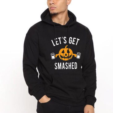 Men Casual All-Match Printed Hooded Sweatshirts