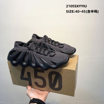 Adidas shoes for Adidas Yeezy 450 Boost by Kanye West Low Sneakers #99906006