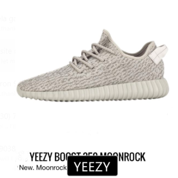 Adidas shoes for adidas moonrock Yeezy  Boost #999914344