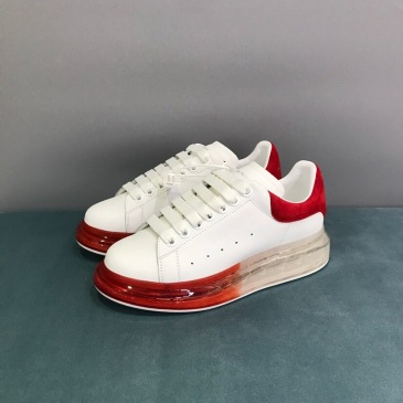 Alexander McQueen 1:1 original quality Shoes for Unisex McQueen Cushioned Sneakers #9129585