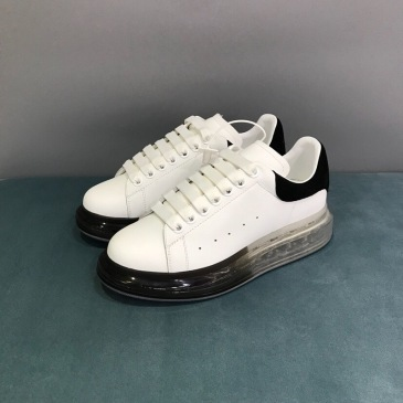 Alexander McQueen 1:1 original quality Shoes for Unisex McQueen Cushioned Sneakers #9129586
