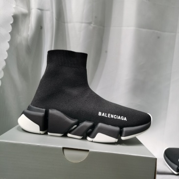 Balenciaga Extra light shoes for Men and Women Stretch-knit sock shoes #99899631