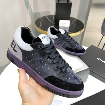 Chanel shoes for Chanel Sneakers #999914073