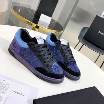Chanel shoes for Chanel Sneakers #999914074