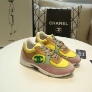 Unisex Ch*nl Sneakers high quality shoes #9121824