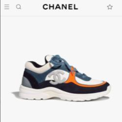 Unisex Ch*nl Sneakers high quality shoes #9128712