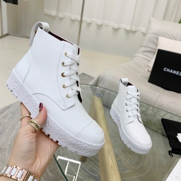 Chanel shoes for Women Chanel Boots #999914085