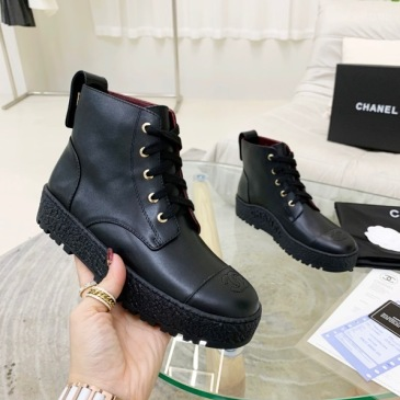Chanel shoes for Women Chanel Boots #999914087
