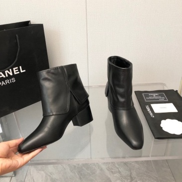 Chanel shoes for Women Chanel Boots #999914095