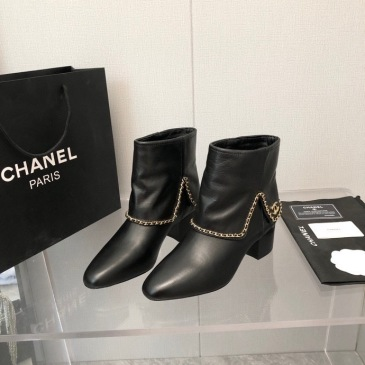 Chanel shoes for Women Chanel Boots #999914096